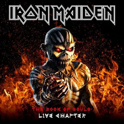 Iron Maiden - The Book of Souls: Live Chapter [Live] (2017) 320 kbps