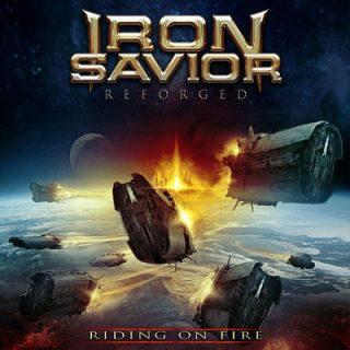 Iron Savior - Reforged - Riding On Fire [2CD, Compilation] (2017) 320 kbps