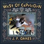 J. F. Oakes - West of Capricorn [Deluxe Edition] (2017) 320 kbps