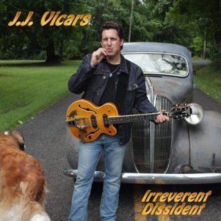 J.J. Vicars - Irreverent Dissident (2017) 320 kbps