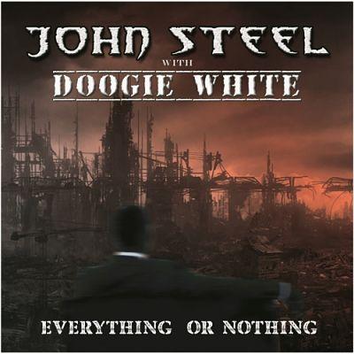 John Steel ft. Doogie White - Everything or Nothing (2017) 320 kbps