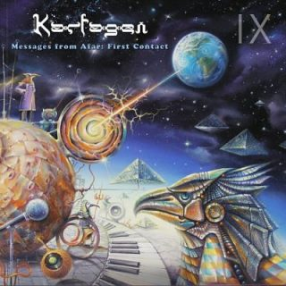 Karfagen - Messages from Afar: First Contact (2017) 320 kbps
