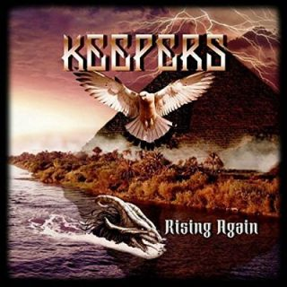 Keepers - Rising Again (2017) 320 kbps
