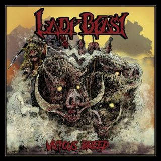 Lady Beast - Vicious Breed (2017) 320 kbps