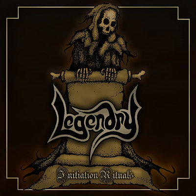 Legendry - Initiation Rituals [Demo] (2016) 320 kbps