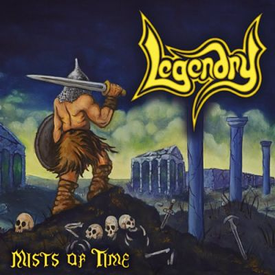 Legendry - Mists Of Time (2016) 320 kbps