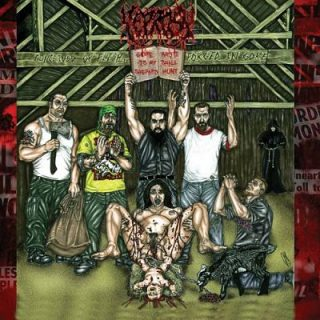 Leprosy - Conceived Of Flesh, Forged In Gore (2017) 320 kbps