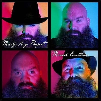 Marty Ray Project - Mixed Emotions (2017) 320 kbps
