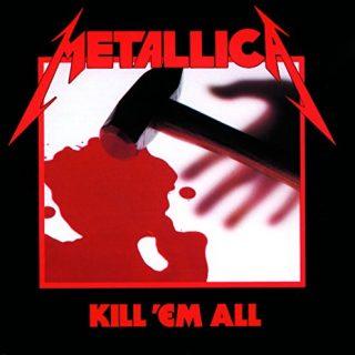 Metallica - Kill 'Em All (1983) [5 CD Box Set, Blackened Recordings, 2016] 320 kbps + Scans