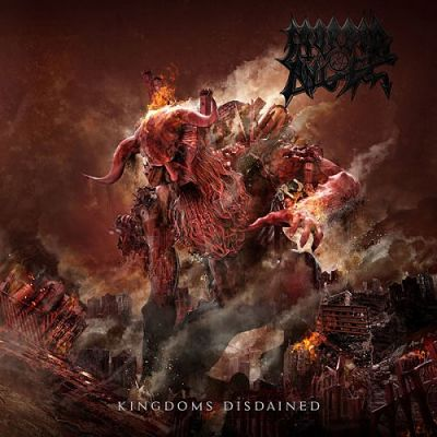 Morbid Angel - Kingdoms Disdain (2017) 320 kbps