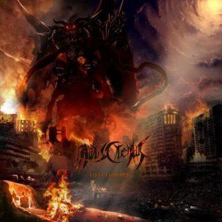 Mortis Cruentus - Hellthrone (2017) 320 kbps