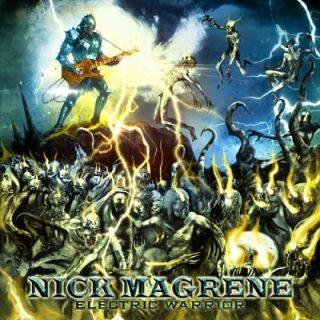 Nick Magrene - Electric Warrior (2017) 320 kbps
