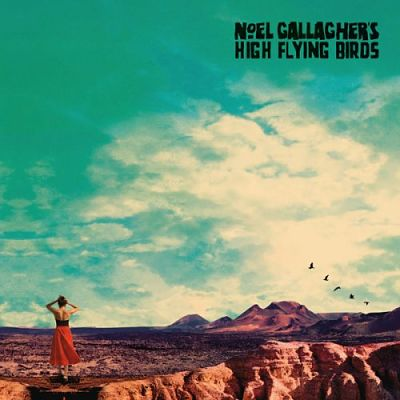 Noel Gallagher's High Flying Birds - Who Built The Moon? [Japanese Edition] (2017) 320 kbps
