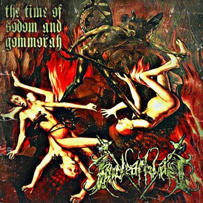 Nuclear Blaze - The Time of Sodom and Gommorah (2017) 320 kbps