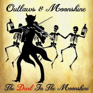 Outlaws and Moonshine - Devil in the Moonshine (2017) 320 kbps