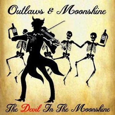 Outlaws and Moonshine - Devil in the Moonshine (2017) 320 kbps