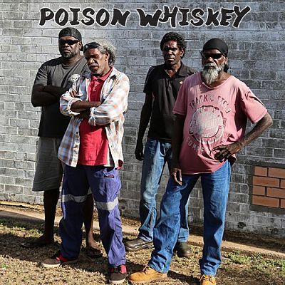 Poison Whiskey - Poison Whiskey (2017) 320 kbps