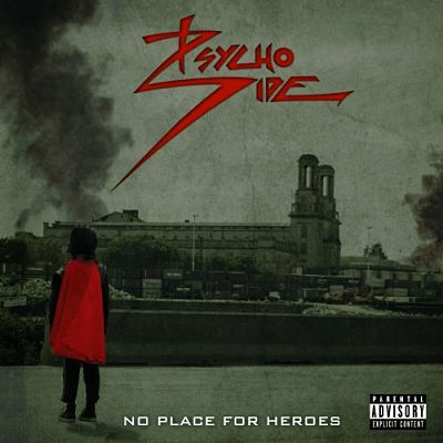 Psycho Side - No Place For Heroes (2017) 320 kbps