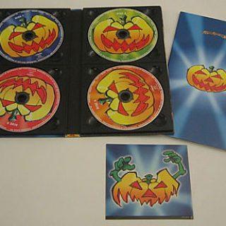 Pumpkin Box [4CD Box Set] (1998) 320 kbps