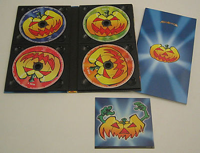 Pumpkin Box [4CD Box Set] (1998) 320 kbps