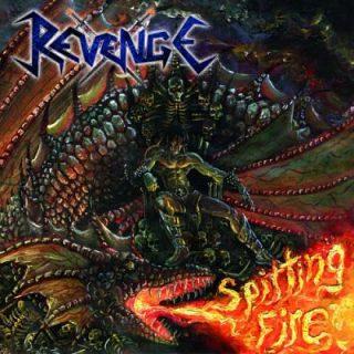 Revenge - Spitting Fire (2017) 320 kbps
