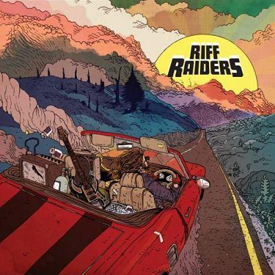 Riff Raiders - Live Like You Mean It (2017) 320 kbps