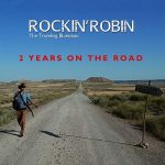 Rockin'Robin The Traveling Bluesman - 2 Years On The Road (2017) 320 kbps