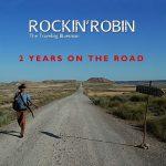 Rockin'Robin The Traveling Bluesman – 2 Years On The Road (2017) 320 kbps