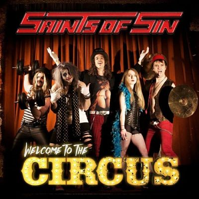 Saints of Sin - Welcome to the Circus (2017) 320 kbps