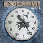 Satin – It's About Time (2017) 320 kbps