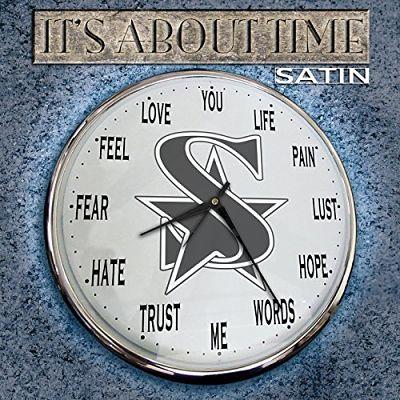 Satin - It's About Time (2017) 320 kbps