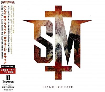 Savage Messiah - Hands of Fate [Japanese Edition] (2017) 320 kbps + Scans