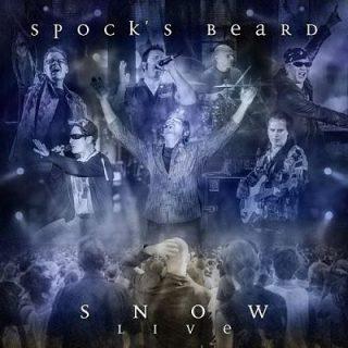 Spock's Beard - Snow Live [Live, 2 CD] (2017) 320 kbps