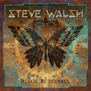 Steve Walsh - Black Butterfly (2017) 320 kbps
