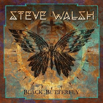 Steve Walsh - Black Butterfly (2017) 320 kbps
