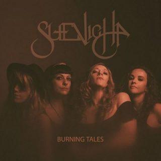Suevicha - Burning Tales (2017) 320 kbps