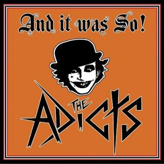 The Adicts - And It Was So (2017) 320 kbps