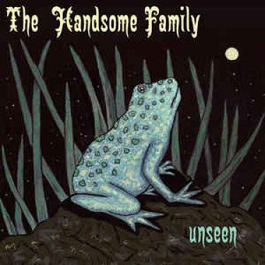 The Handsome Family - Unseen + Bonus CD (2016) 320 kbps