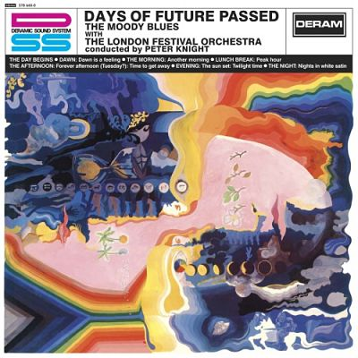 The Moody Blues - Days of Future Passed (1967) [50th Anniversary Deluxe Edition 2017] 320 kbps