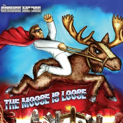 The Spruce Moose - The Moose Is Loose (2017) 320 kbps