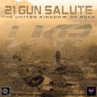 The United Kingdom Of Rock - 21-Gun Salute (2017) 320 kbps