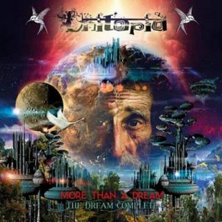 Unitopia - More Than A Dream. The Dream Complete [3CD] (2017) 320 kbps