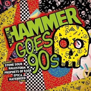 Various Artists - Metal Hammer Goes 90s (2017) 320 kbps