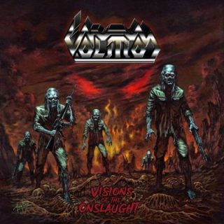 Volition - Visions of the Onslaught (2017) 320 kbps