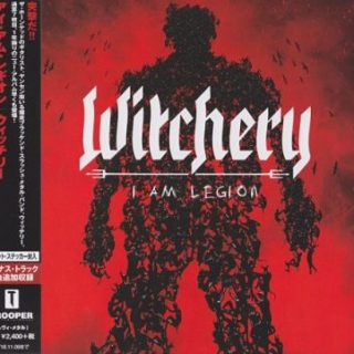 Witchery - I Am Legion [Japanese Edition] (2017) 320 kbps + Scans