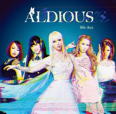 Aldious - We Are [EP] (2017) 320 kbps