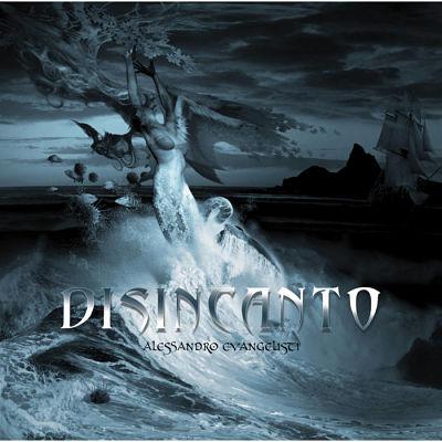 Alessandro Evangelisti - Disincanto (2017) 320 kbps