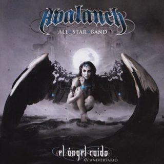 Avalanch - El Angel Caido (XV Aniversario) (2017) 320 kbps
