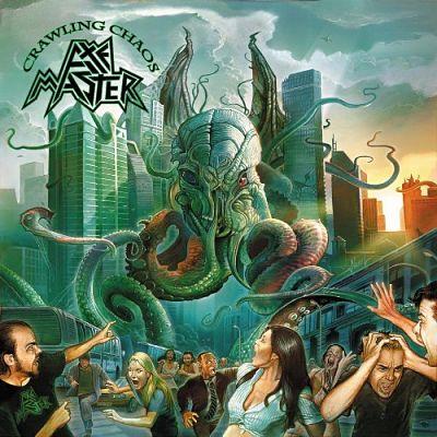 Axemaster - Crawling Chaos (2017) 320 kbps