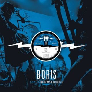 Boris - Live at Third Man Records [Live] (2017) 320 kbps